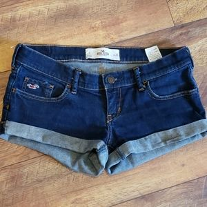 Hollister Jean Shorts Size 26 Waist